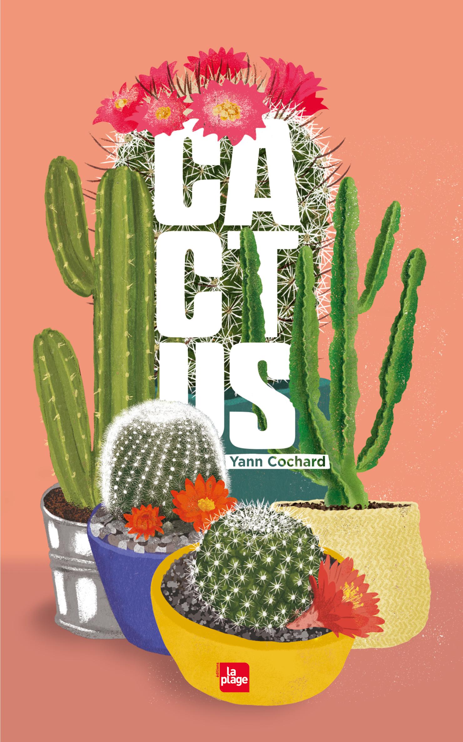 «Cactus», livre pour bien débuter dans la culture de ces plantes spéciales